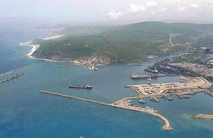 maritime freight forwarder
