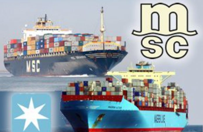 MSC enhances India – Europe services